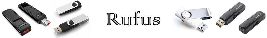 Rufus — скачать программу бесплатно