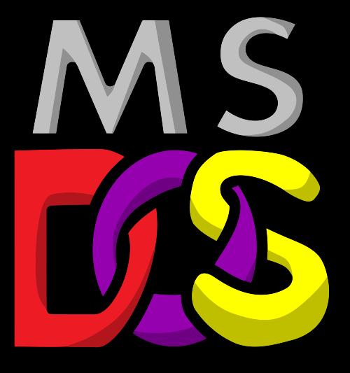 Метод загрузки MS-DOS в Rufus