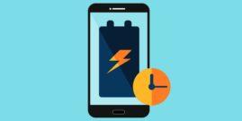 Медленная зарядка телефона: как исправить