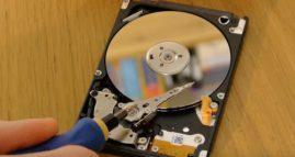 Признаки неисправности жесткого диска компьютера